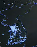 This article is the second part of Friends of North Korea. north korea in the dark