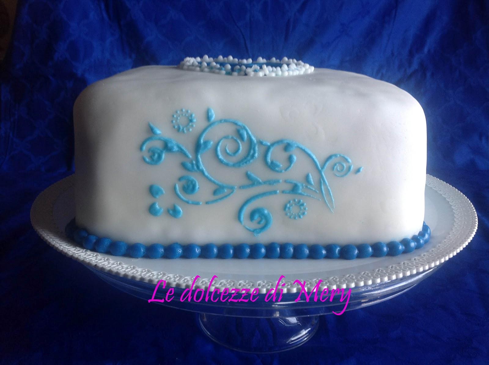 v??`x)(^) Le dolcezze di Mery (^)(x??`v^??: Torta amarene ...