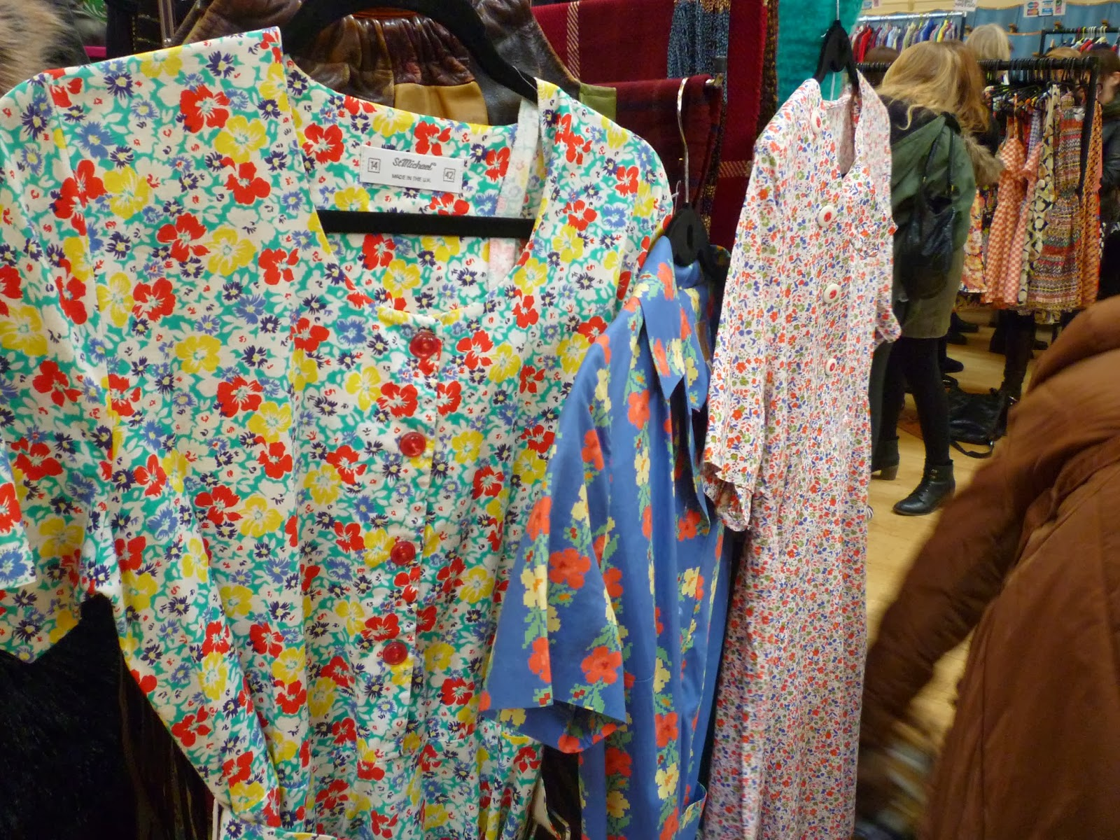 lou lou's vintage fair albert hall nottingham via lovebirds vintage