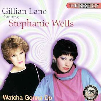 "GILLIAN LANE & STEPHANIE WELLS ""Watcha Gonna Do (The Best Of)"" (Album) 1997 [hot productions] Hi-Nrg Electro Disco 80's RARE ""Out-Of-Print"" (2 ON 1 CD!)"