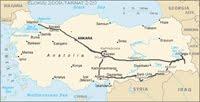 Tarinat 2-20 - Kaakkois-Turkki