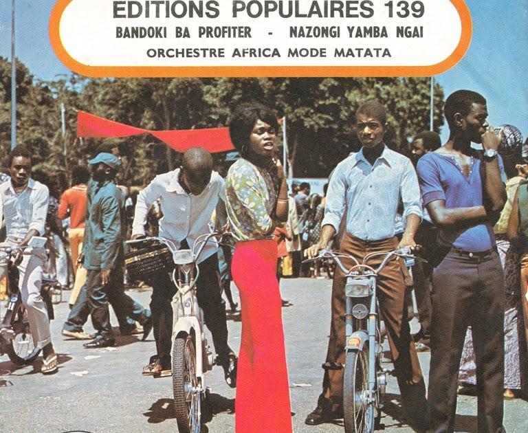 DIAL AFRICA: Orchestre Africa Mode Matata (African 90.702)