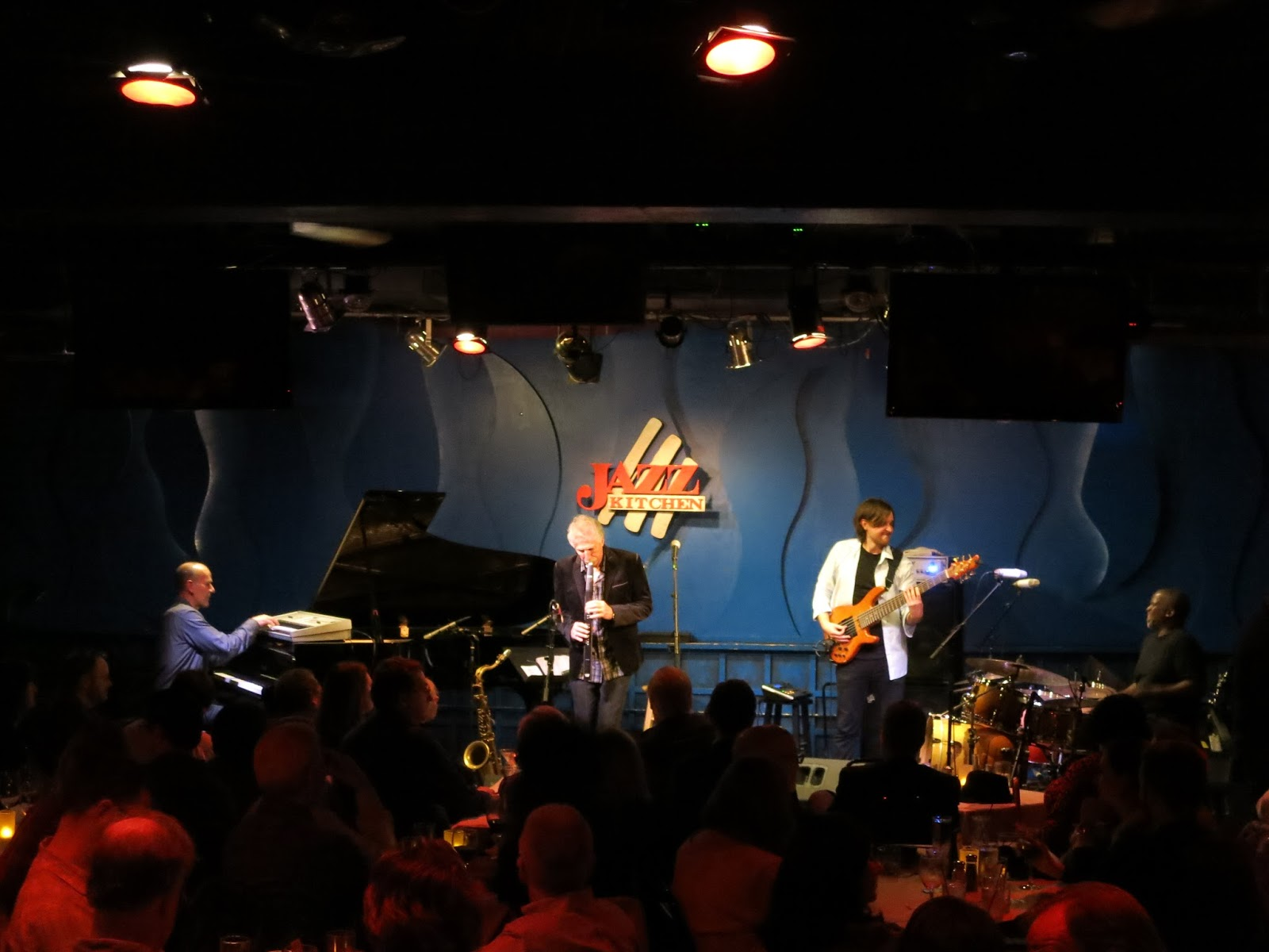 the yellowjackets play the jazz kitchen in indianapolis on jan 8 2016 - Jazz Kitchen Indianapolis