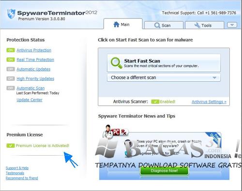 Spyware Terminator Premium 2012 3.0.0 Full Crack 2