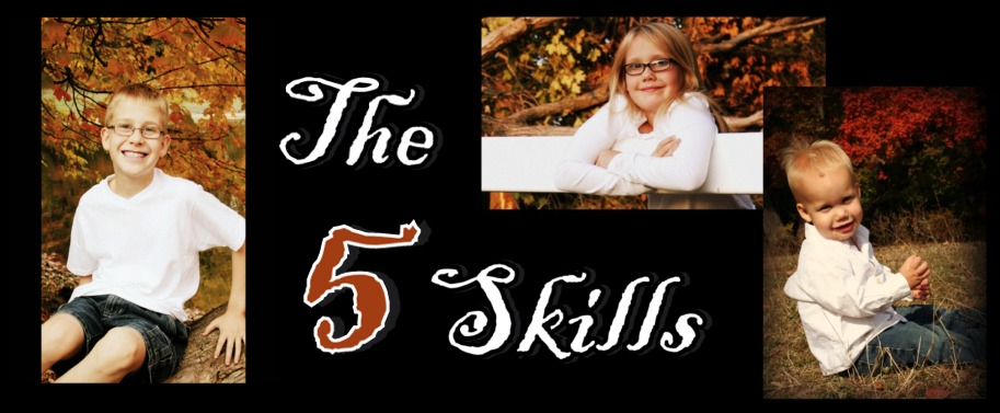 The 5 Skills