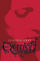 Book cover of Evernight by Claudia Gray