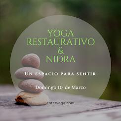 Yoga  Restaurativo & Nidra