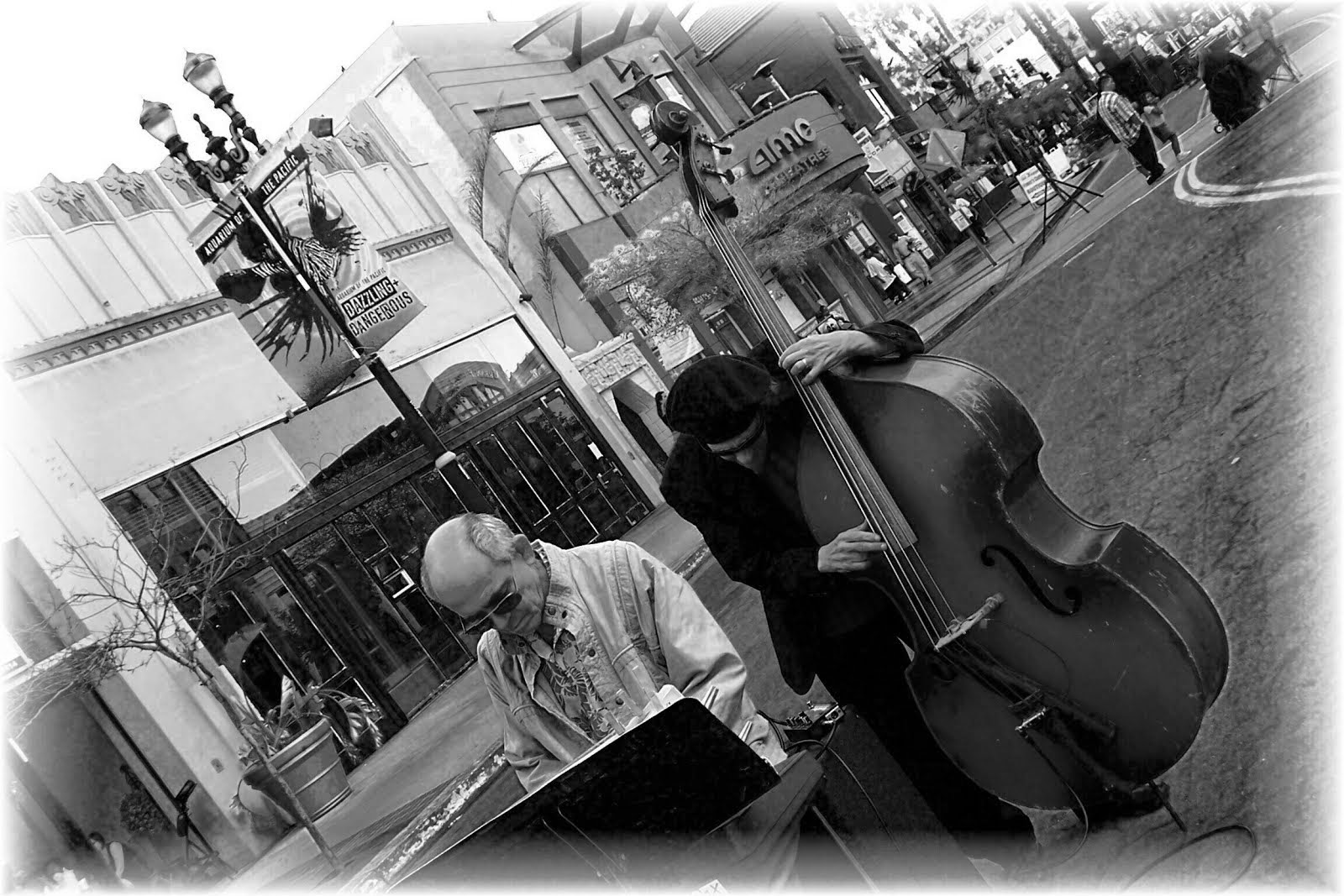 Jazz On Pine Avenue