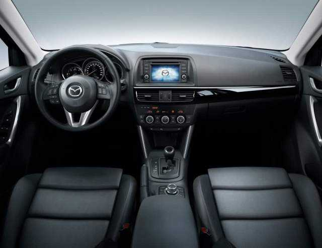2017 Mazda CX-5 interior-Theautozon.com