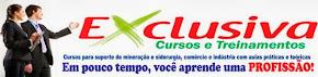 EXCLUSIVA CURSOS E TREINAMENTOS
