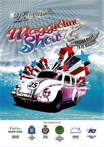 Maggiolino Show Cecina 14 - 15 maggio 2016