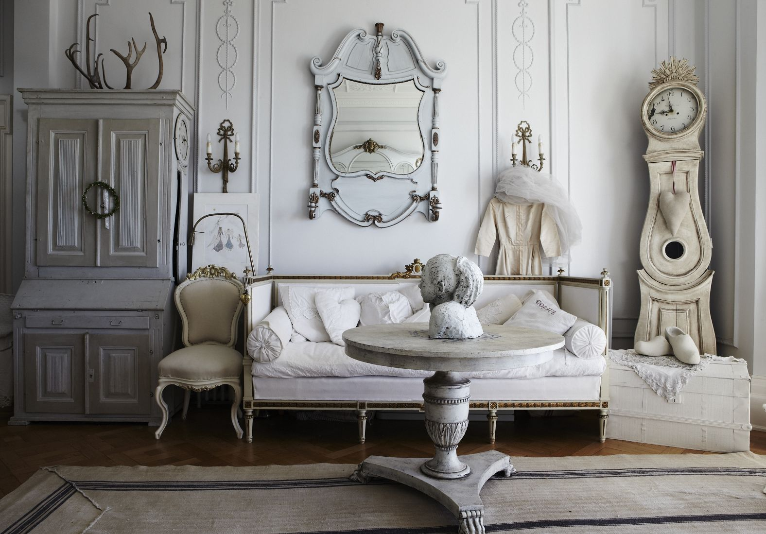 L'appartamento al piano di sotto...: shabby chic, country chic ...