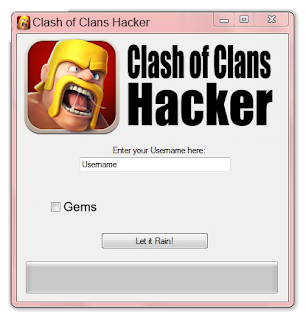 2013 Clash of Clans Hack PC, iPhone & iPad Download Free!