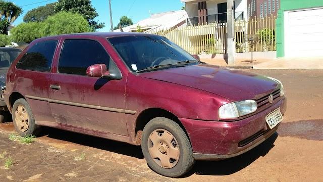 Veículo de jovem assassinado em Nova Cantu é encontrado em Roncador