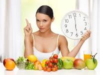 Awet Muda Dengan Pola Makan Yang Benar