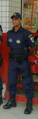Guarda Municipal de Maceió (AL) é assassinado à 50 metros da Delegacia de homicídios