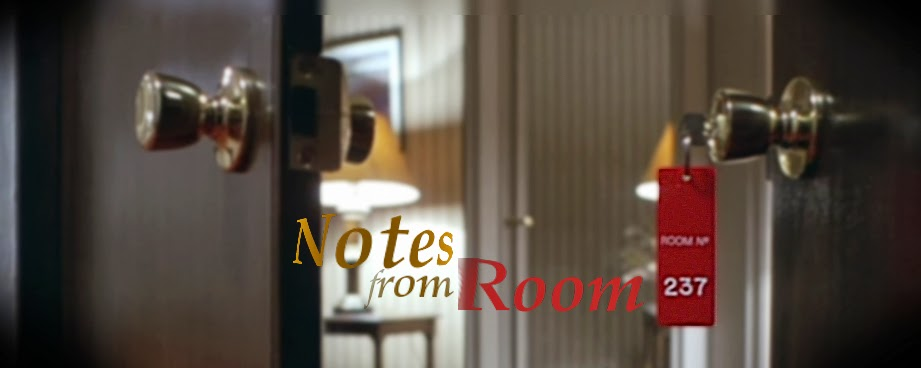 Notes From Room 237
