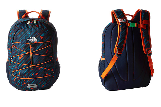 The North Face Happy Camper Youth School Backpack Book Bag