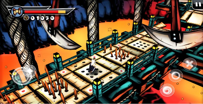Samurai II : Vegeance v1.1.4 Apk for Android