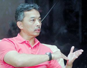 gambar tengku abdullah, president fam 2014 -2018 tengku abdullah,