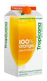 Tropicana Pure Orange Juice