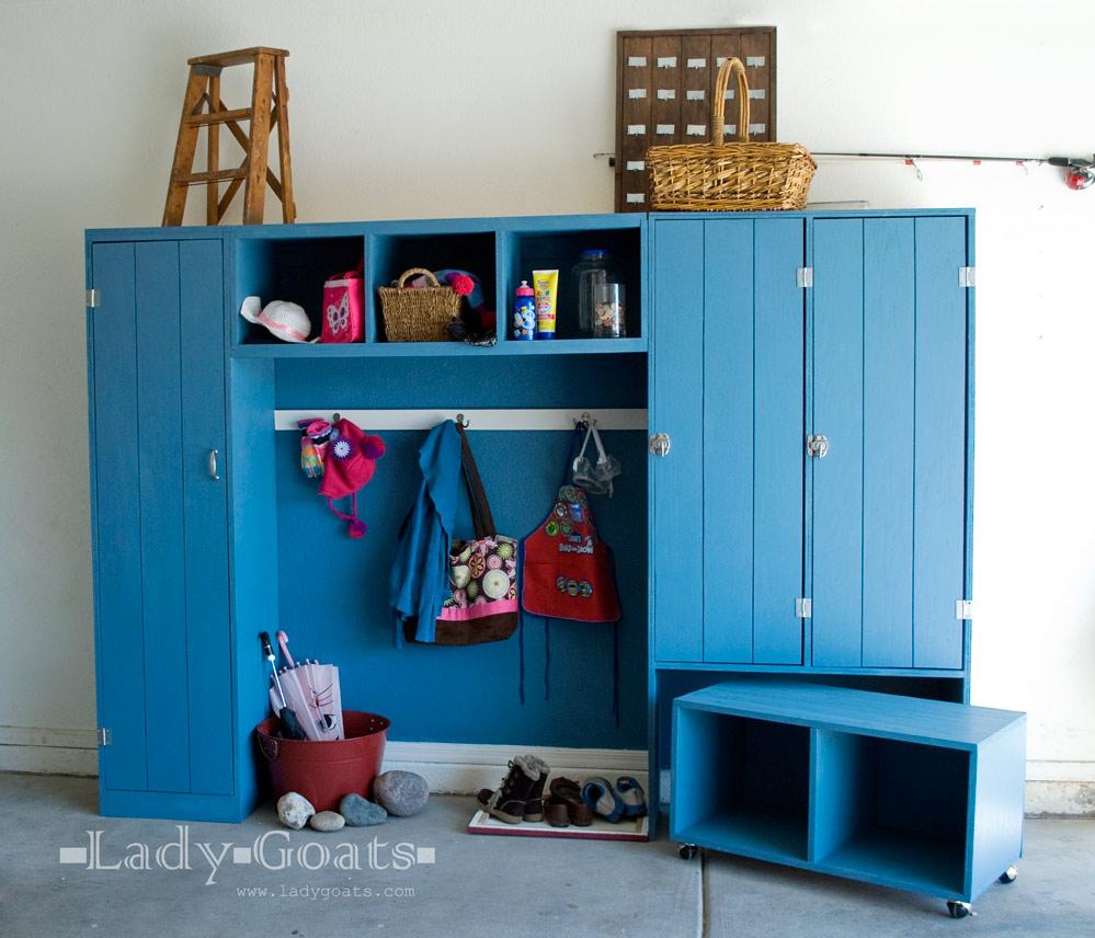 LadyGoats DIY PB Lockers