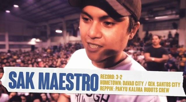 image of sak maestro