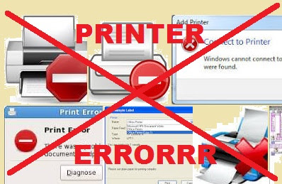 gambar resetter printer error