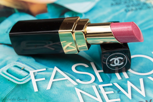 Chanel Étourdie #98 Rouge Coco Shine Hydrating Sheer Lip Color Lipstick Rêverie Parisienne Collection Spring 2015