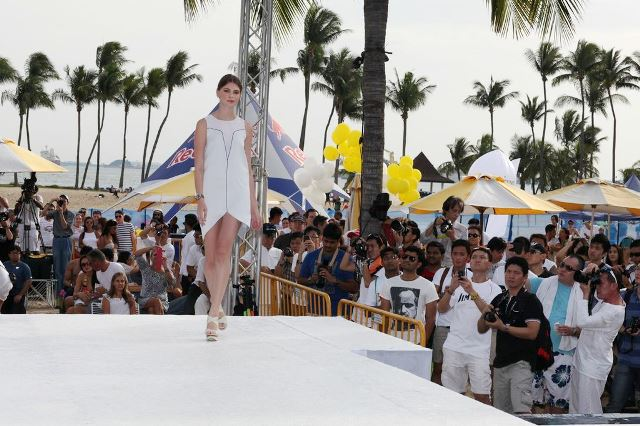 fashion tv beach festival resorts world sentosa