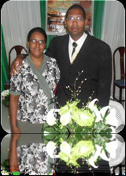 Pastor Fábio Augusto e Missionária Adriana