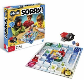 U-Build  U-Build Sorry Hasbro