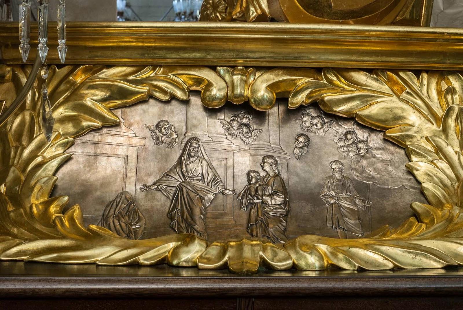 Trono Soledad Semana Santa Cartagena Murcia Arturo Serra escultura 1