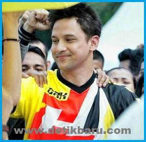 Lucky Perdana pemeran Satria di sinetron Anak Menteng