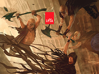 Lançamentos de abril da LeYa Brasil