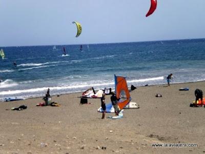 Windsurf Playa Medano, Tenerife