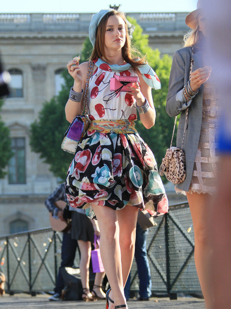 Raquel Daily Blog Style Crush Blair Waldorf Of Gossip Girl