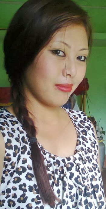 Nagaland Beautiful Girls Photo