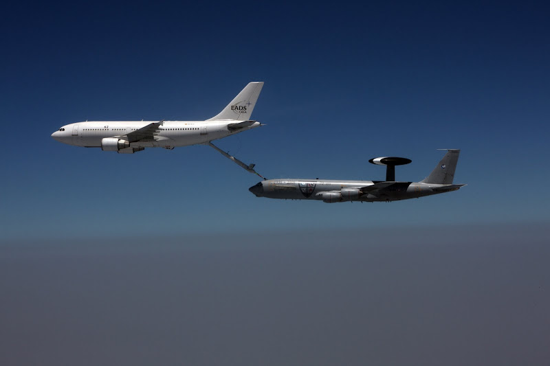 KC-45 USAF Aerial Refuelling Tanker Aircraft