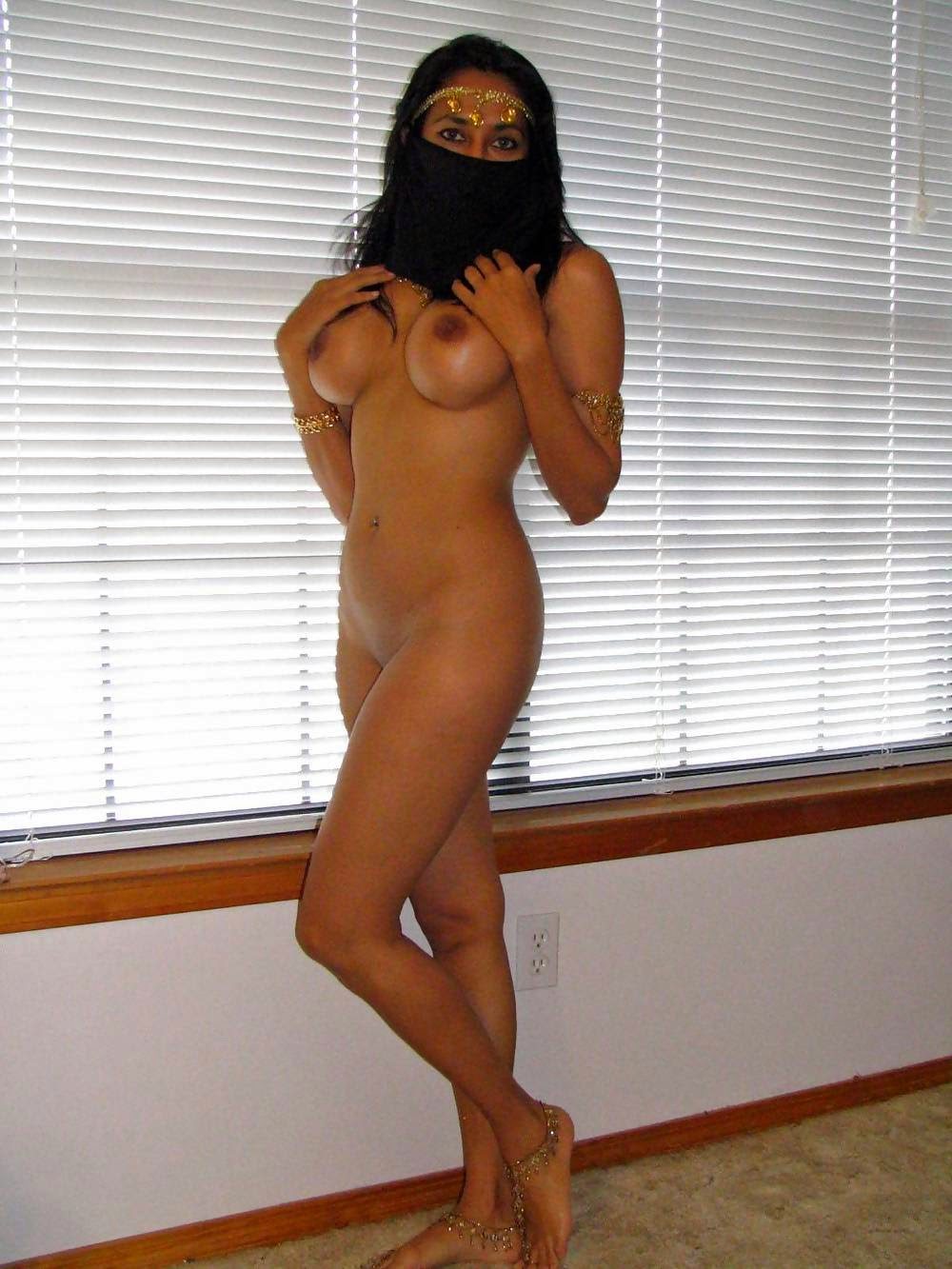 Sexy middle eastern babes naked something
