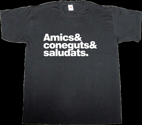 catalan literature josep pla t-shirt ephemeral-t-shirts