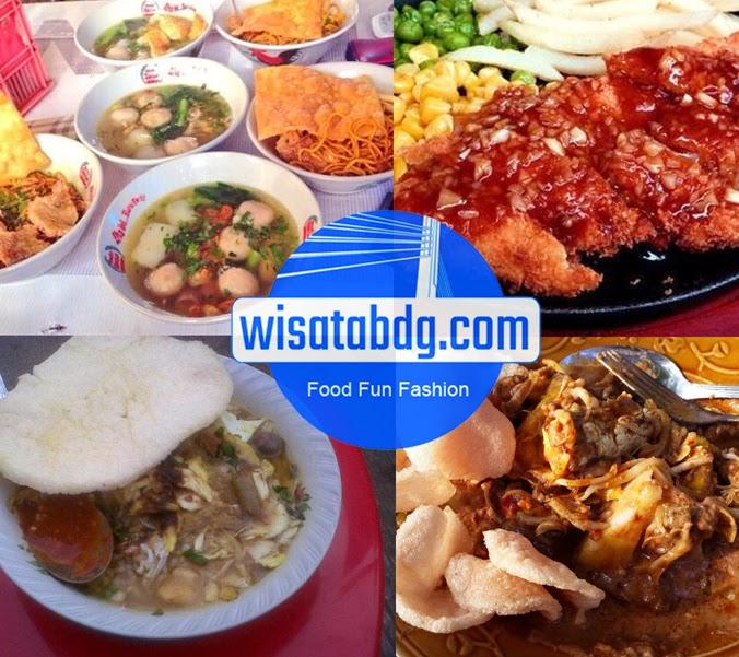 Tempat makan kuliner yang enak dan murah di Bandung