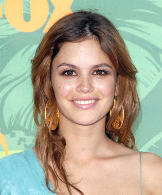 Her full name is Rachel Sarah Bilson and her height is 5' 2