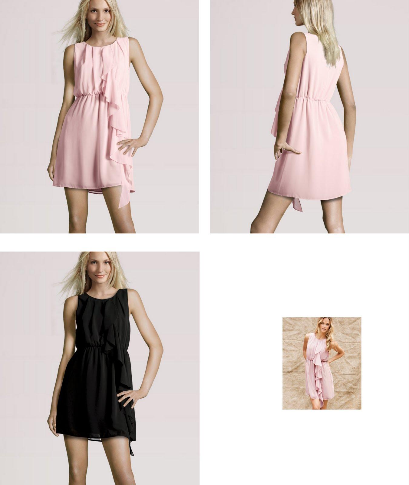 HM Chiffon Dress