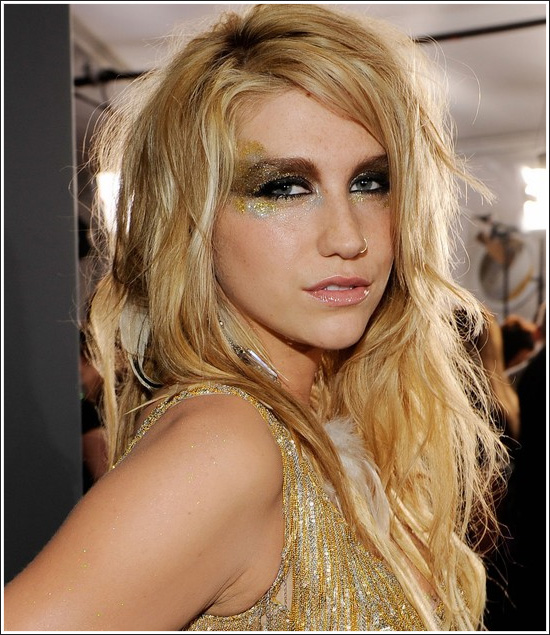 kesha sebert hairstyle. Kesha Rose Sebert, AKA Ke$ha.