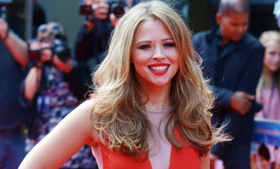 Kimberley Walsh - One Day I'll Fly Away Lyrics