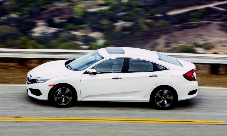 2016 honda civic ex t sedan cvt with honda sensing review