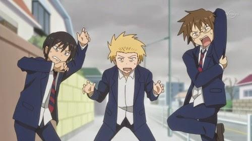 anime mirip gintama