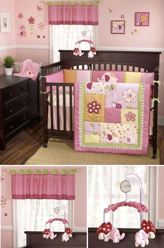 Habitaci n del beb accesorios para que el dormitorio se for Accesorios para decorar la casa