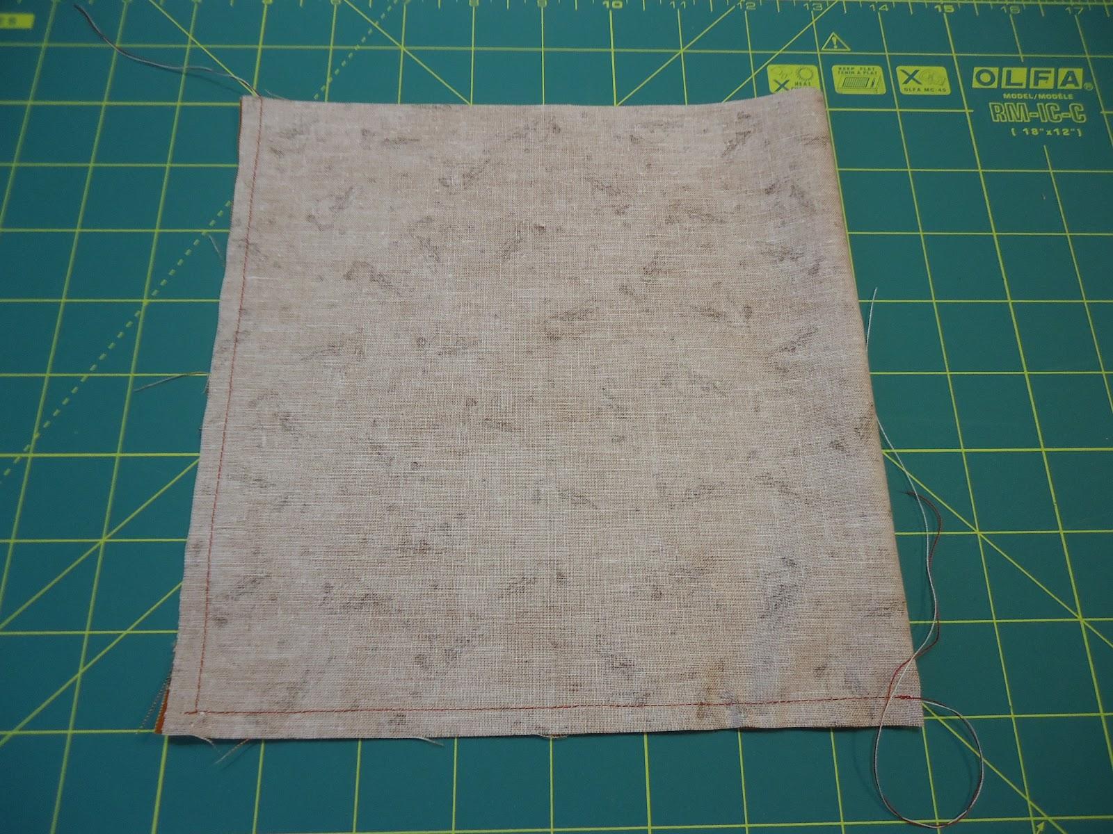 30 pulgadas de nylon cosido con
